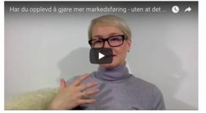 Har du opplevd å gjøre mer markedsføring – uten at det gir deg flere pasienter og kunder?
